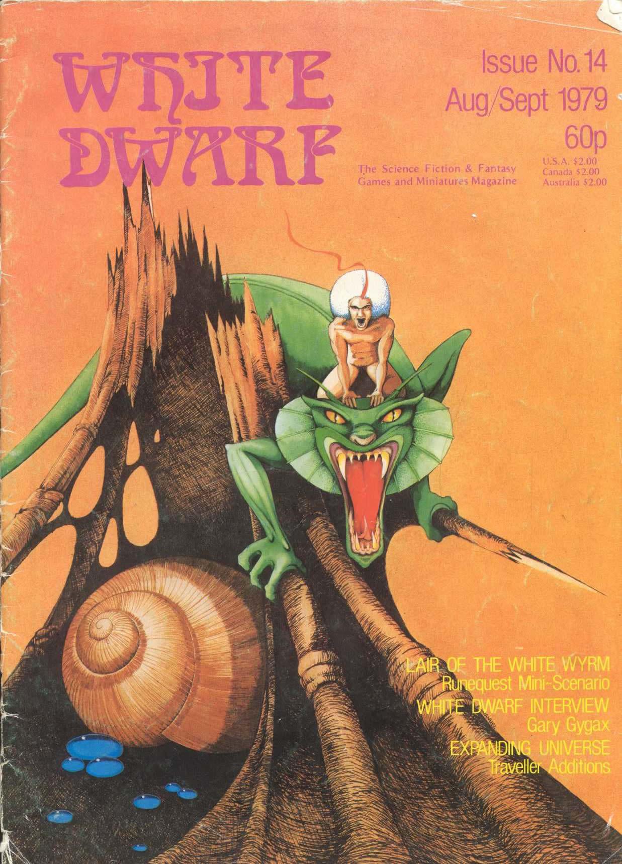 White Dwarf 14