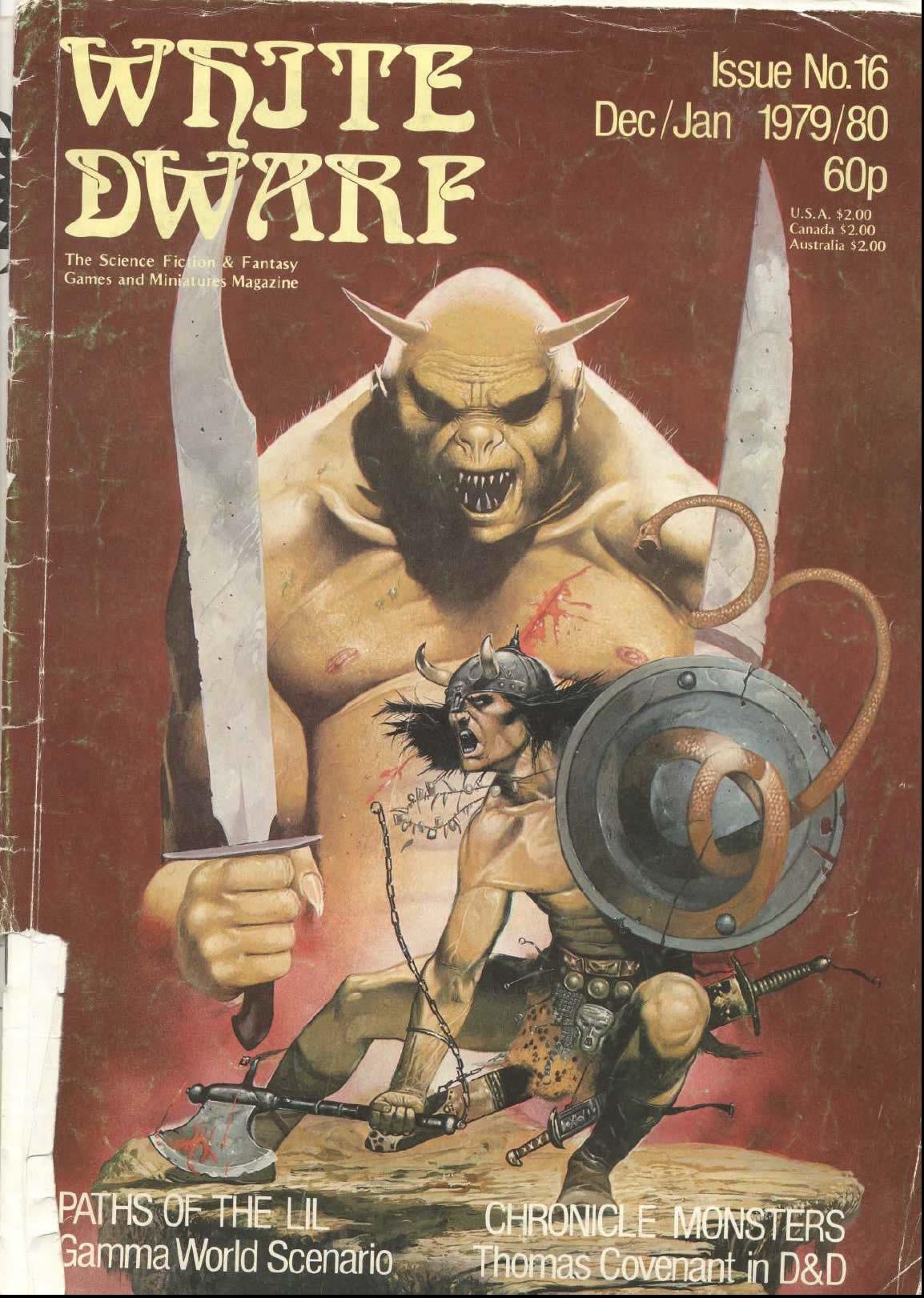 White Dwarf 16