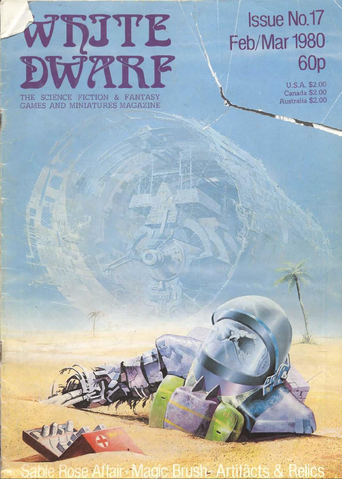White Dwarf 17