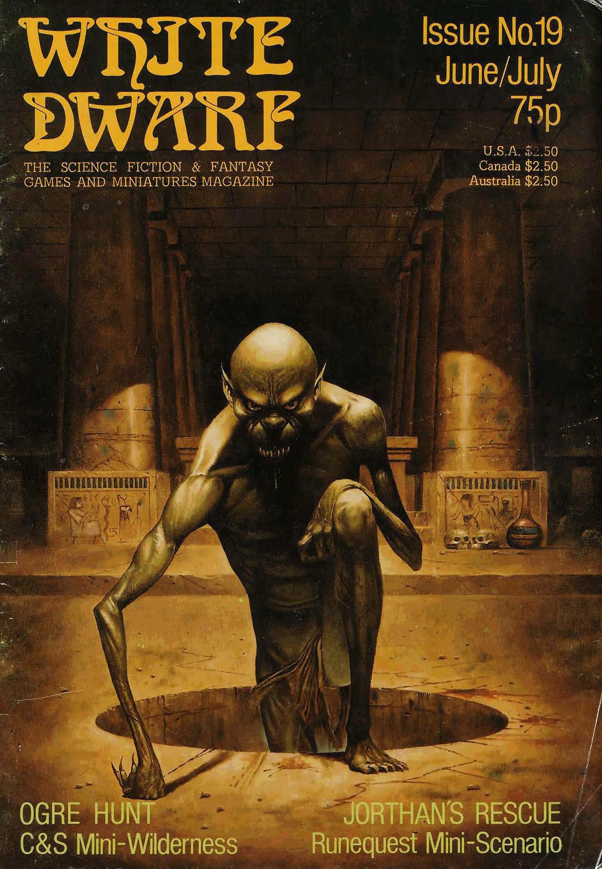 White Dwarf 19