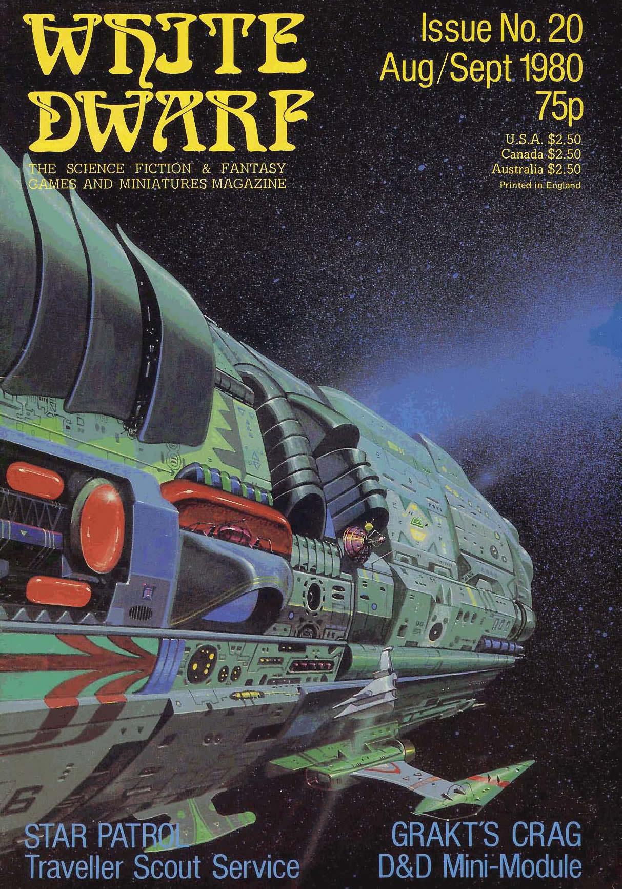 White Dwarf 20