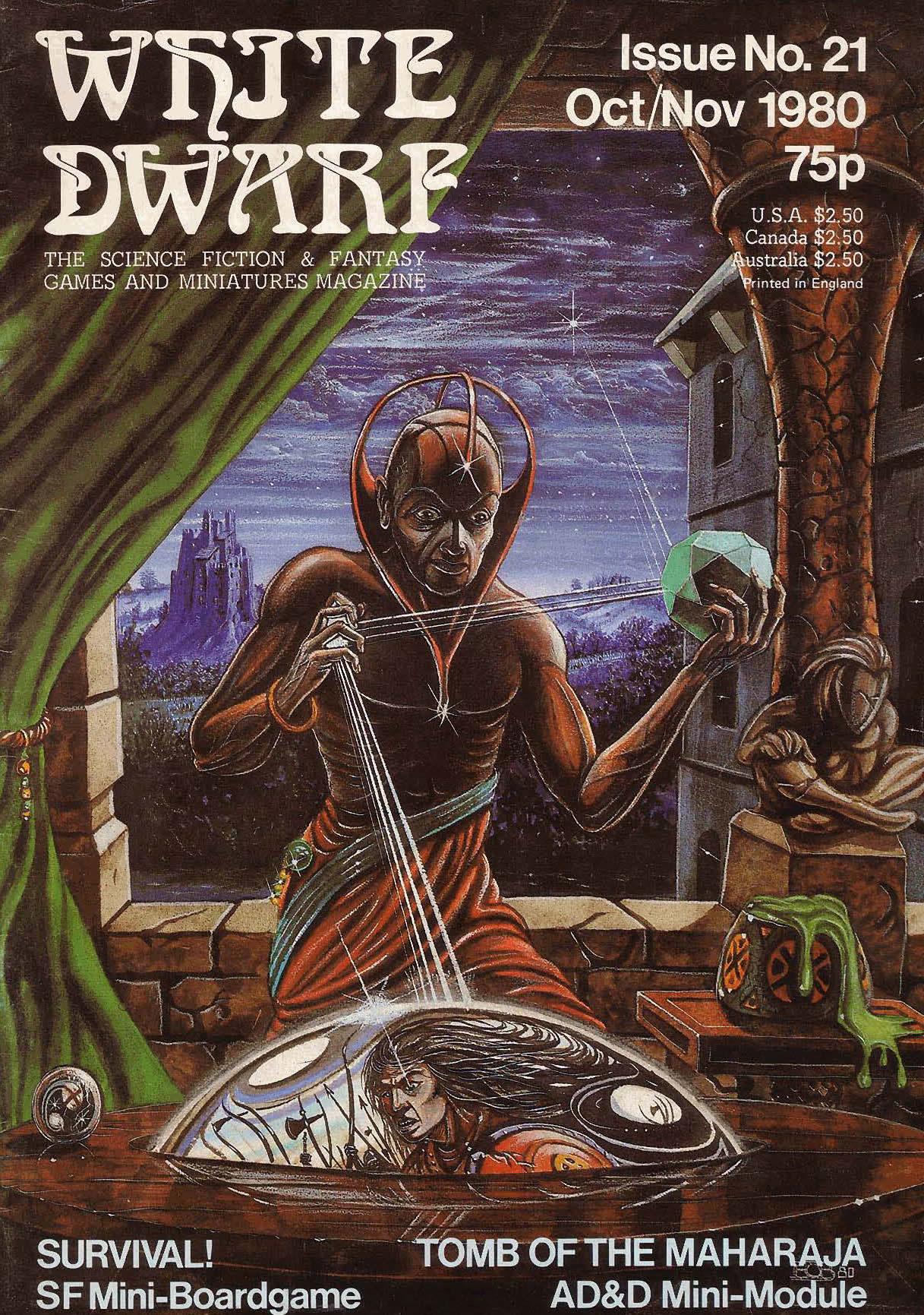 White Dwarf 21
