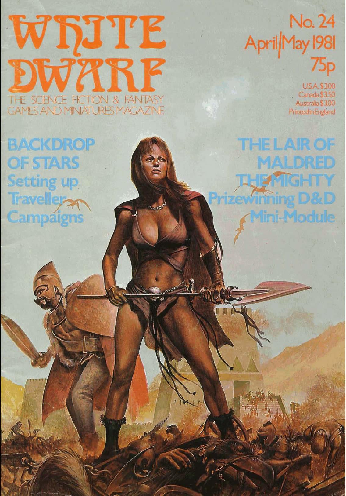 White Dwarf 24