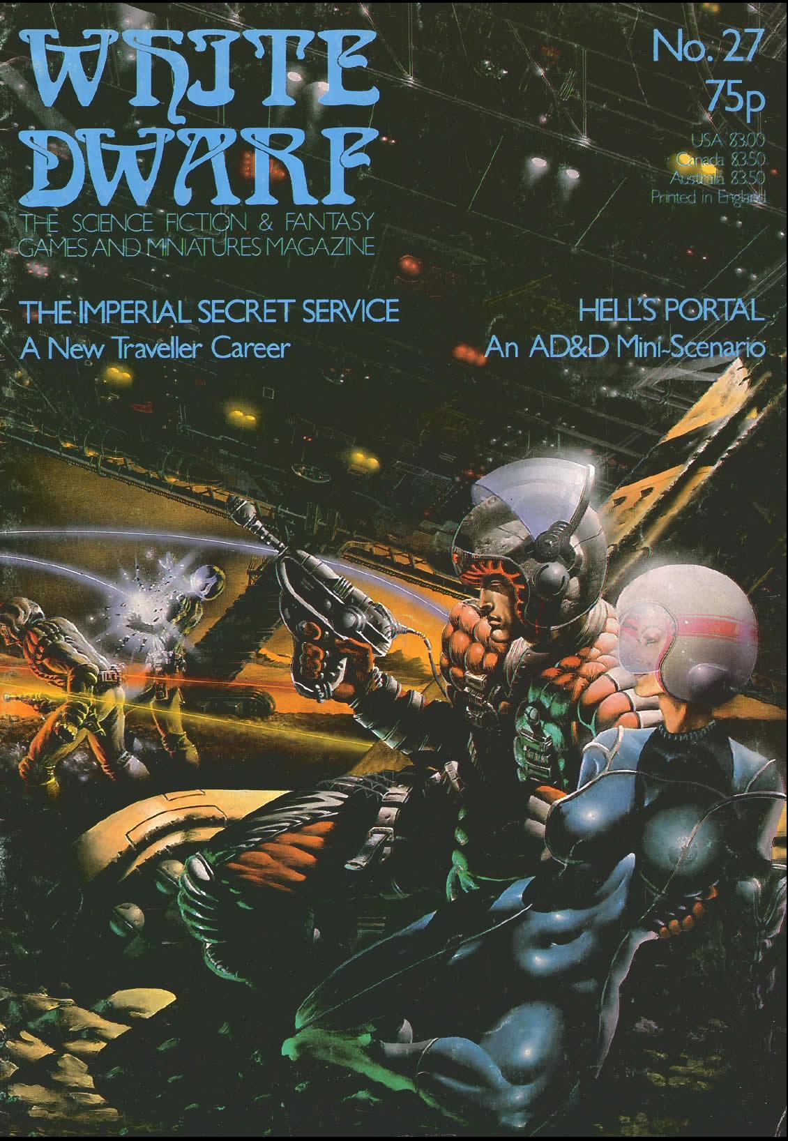 White Dwarf 27