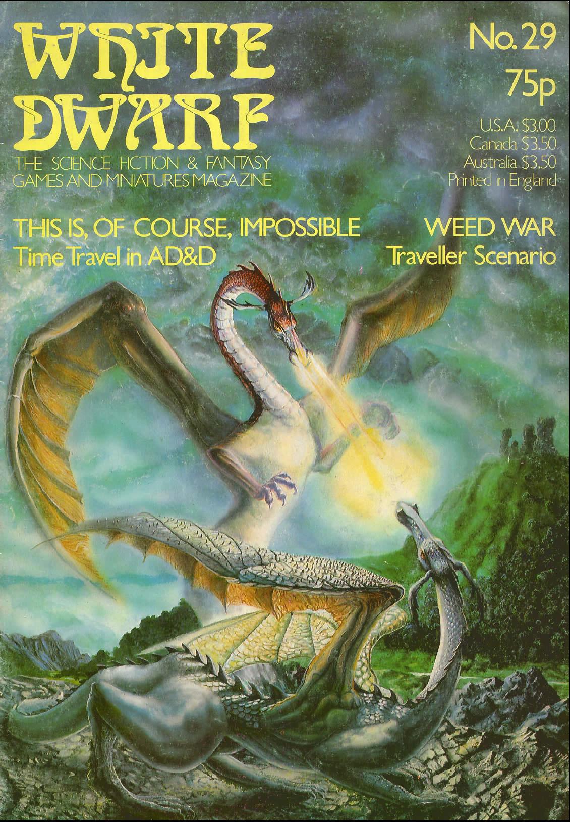 White Dwarf 29