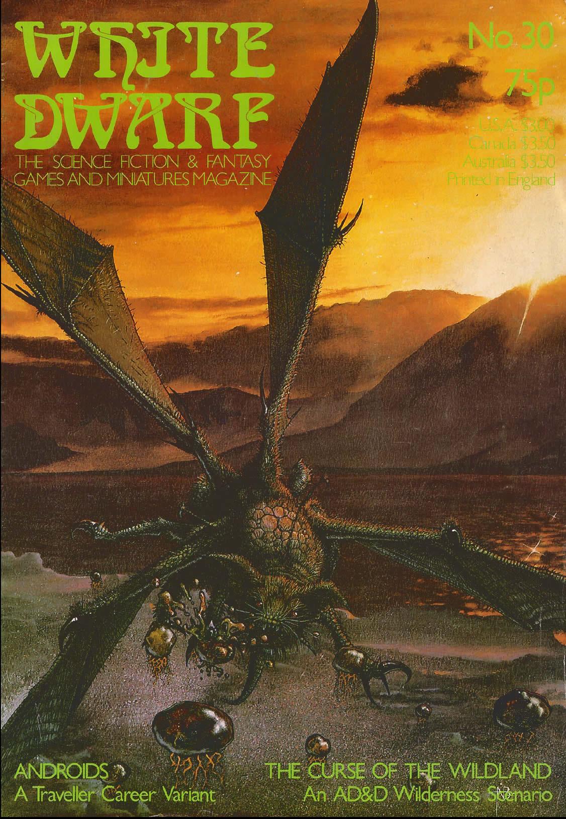 White Dwarf 30