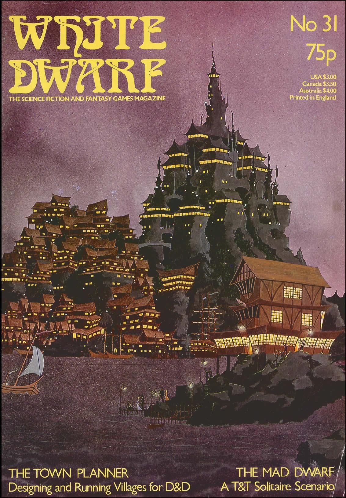 White Dwarf 31