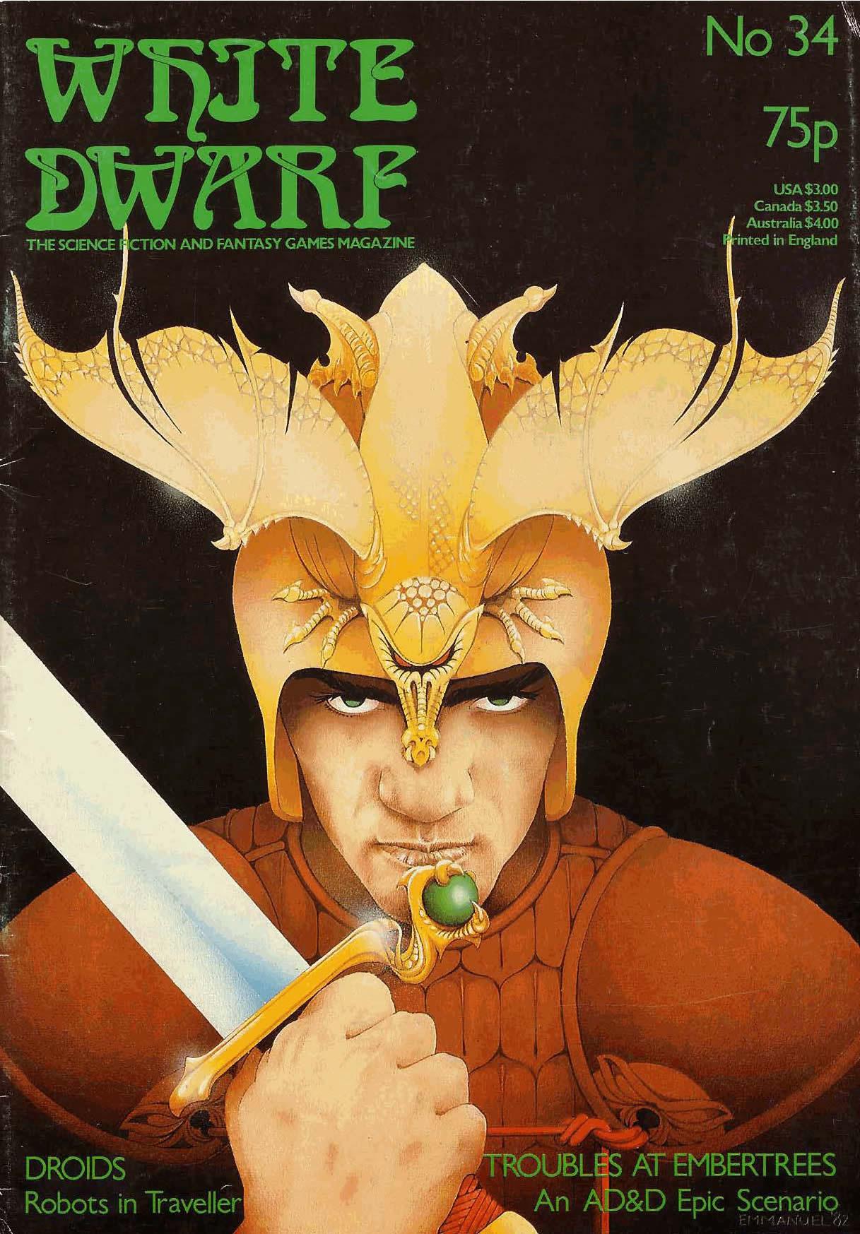 White Dwarf 34