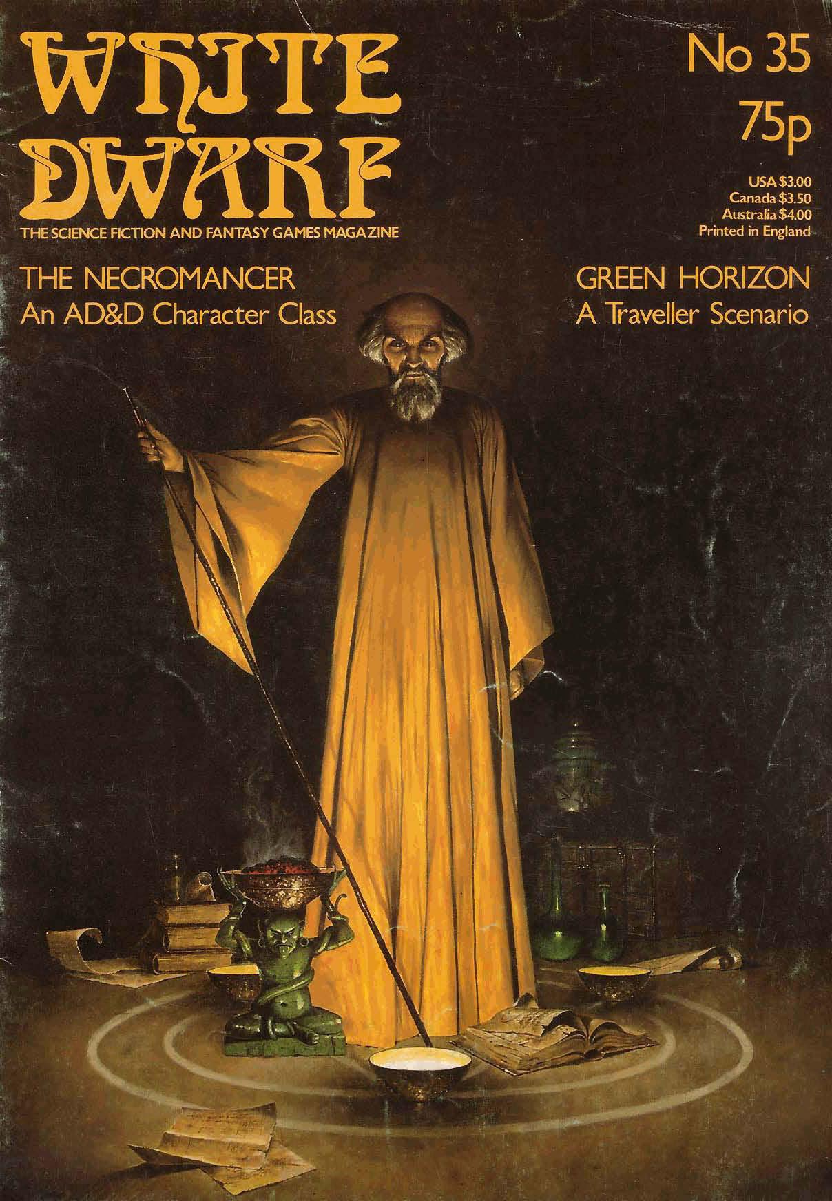 White Dwarf 35