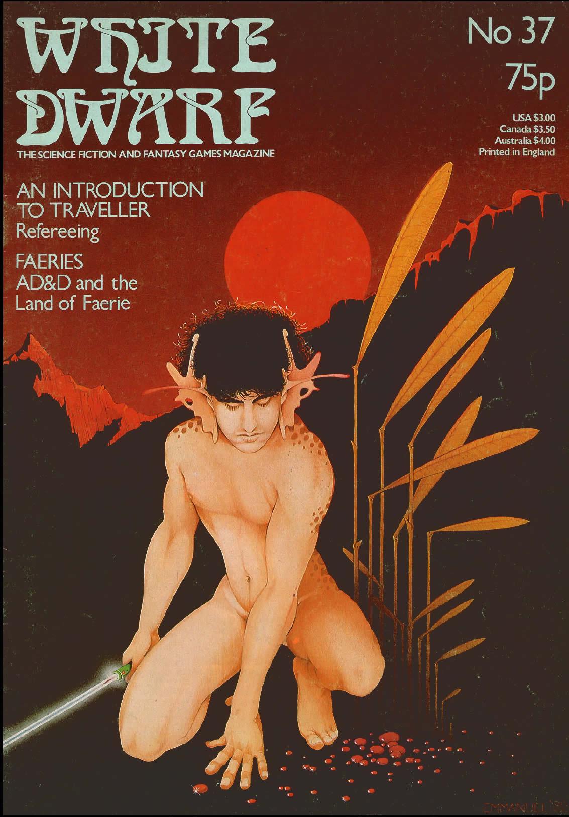 White Dwarf 37
