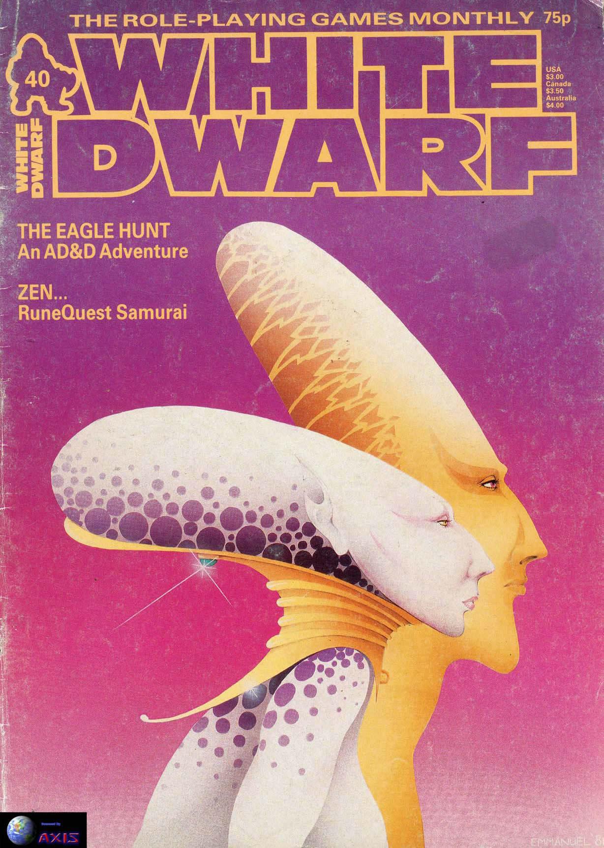 White Dwarf 40
