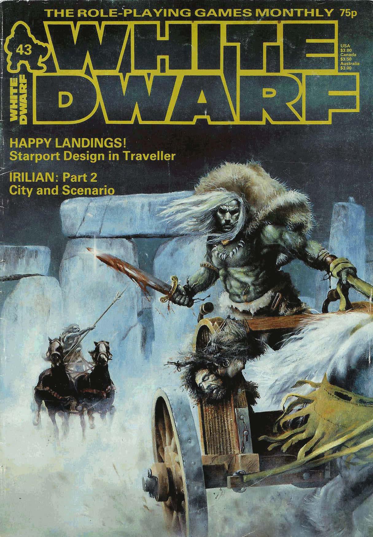 White Dwarf 43