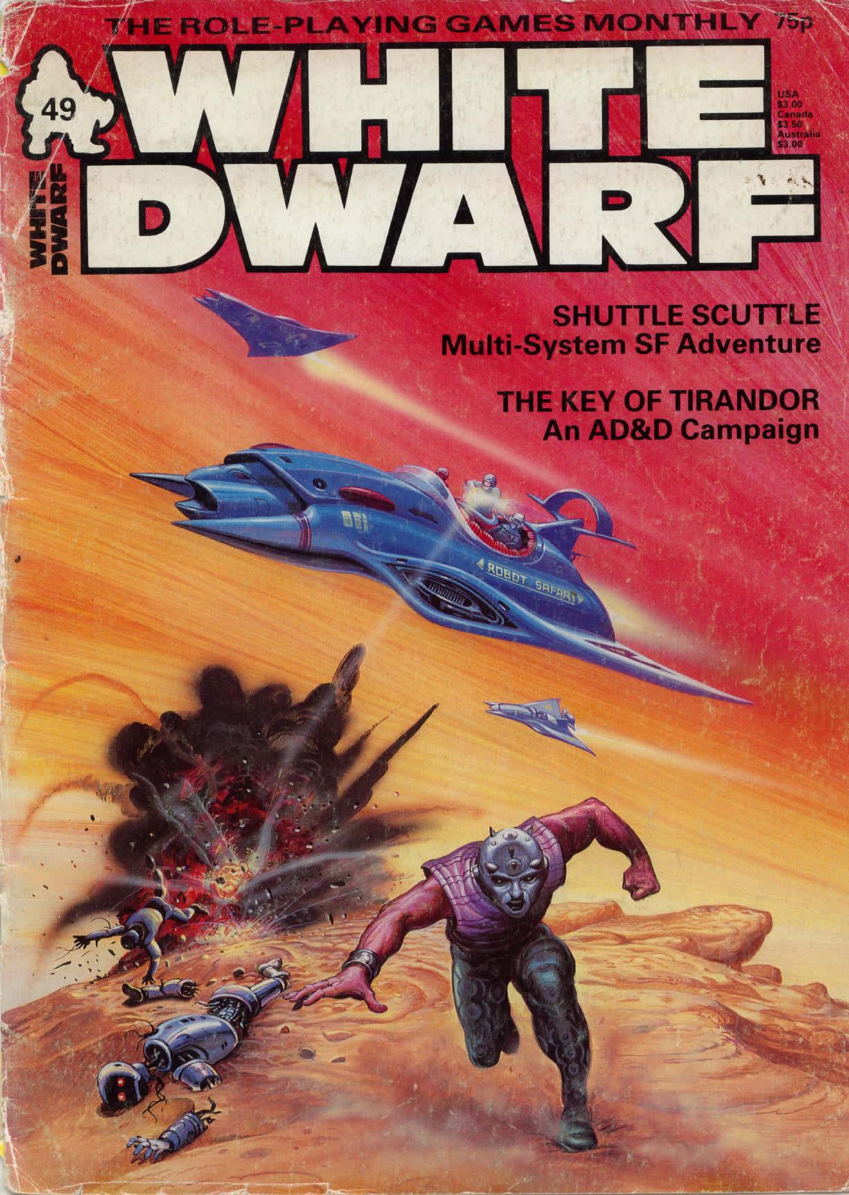 White Dwarf 49