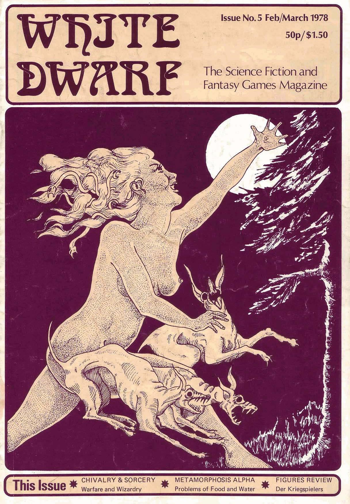 White Dwarf 5