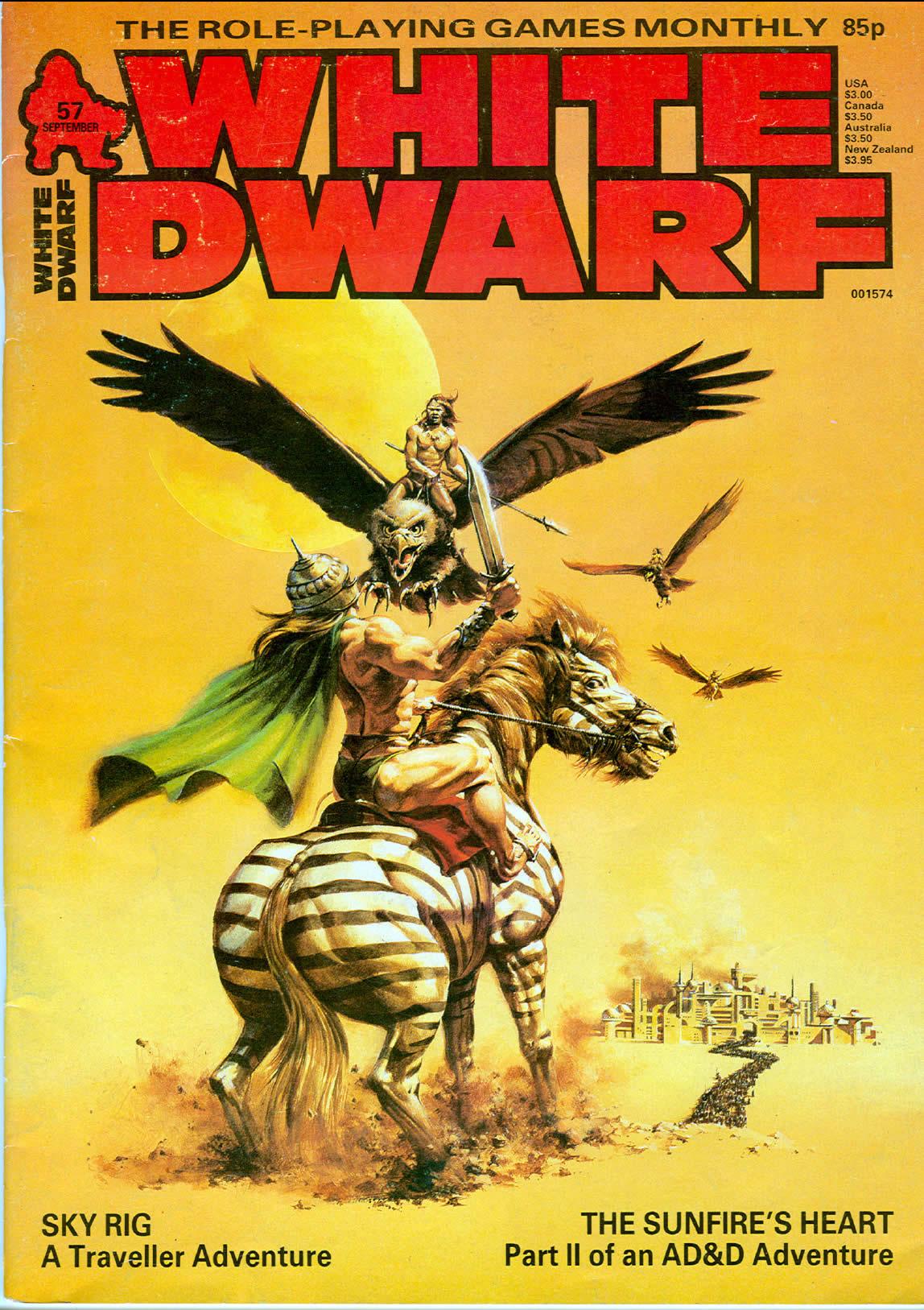 White Dwarf Magazine - Pics about space
