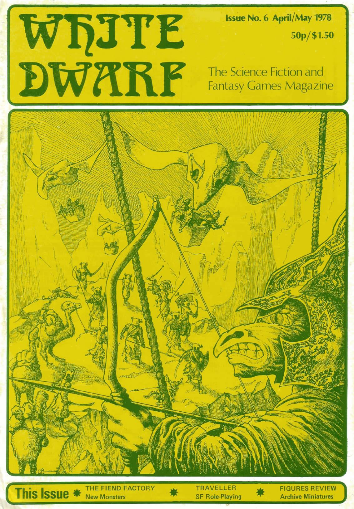 White Dwarf 6