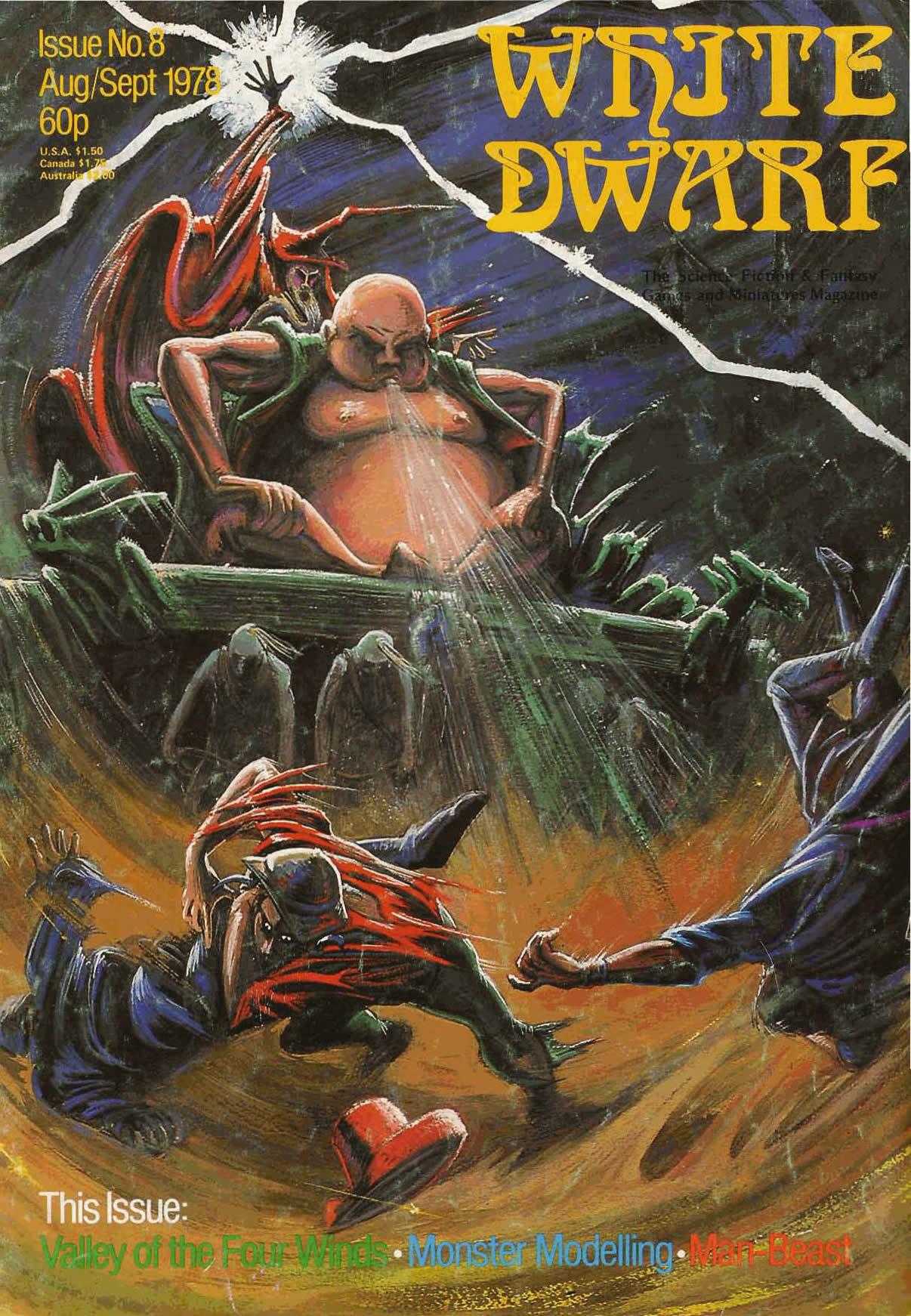 White Dwarf 8