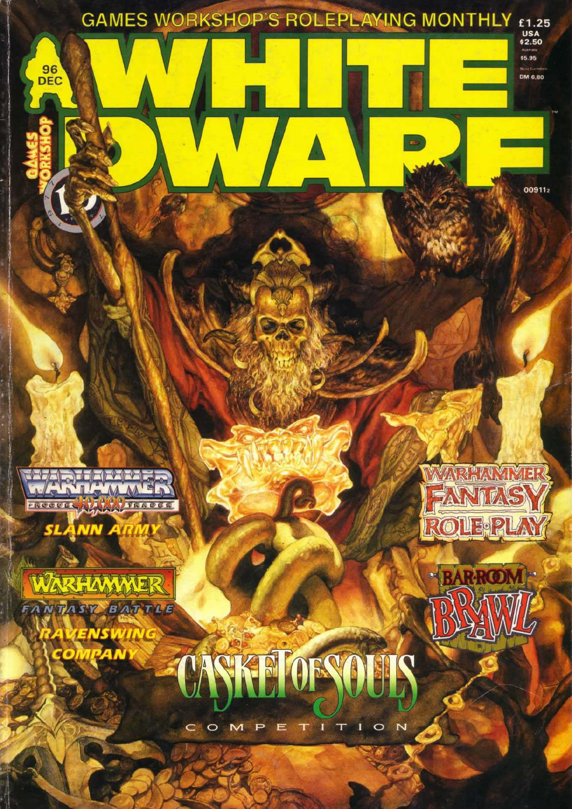 Realm of Chaos 80s: White Dwarf and the Golden Age