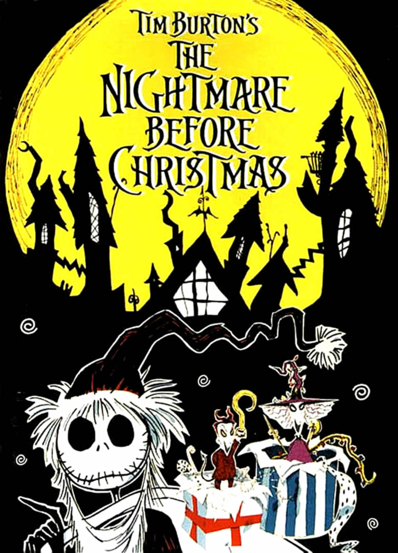 THE NIGHTMARE BEFORE CHRISTMAS 2 - animated movie posters wallpaper ...