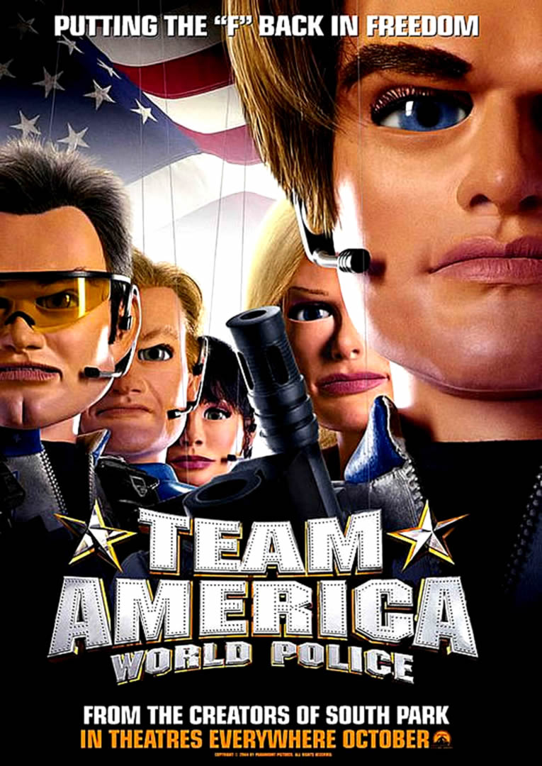 TEAM AMERICA WORLD POLICE 3