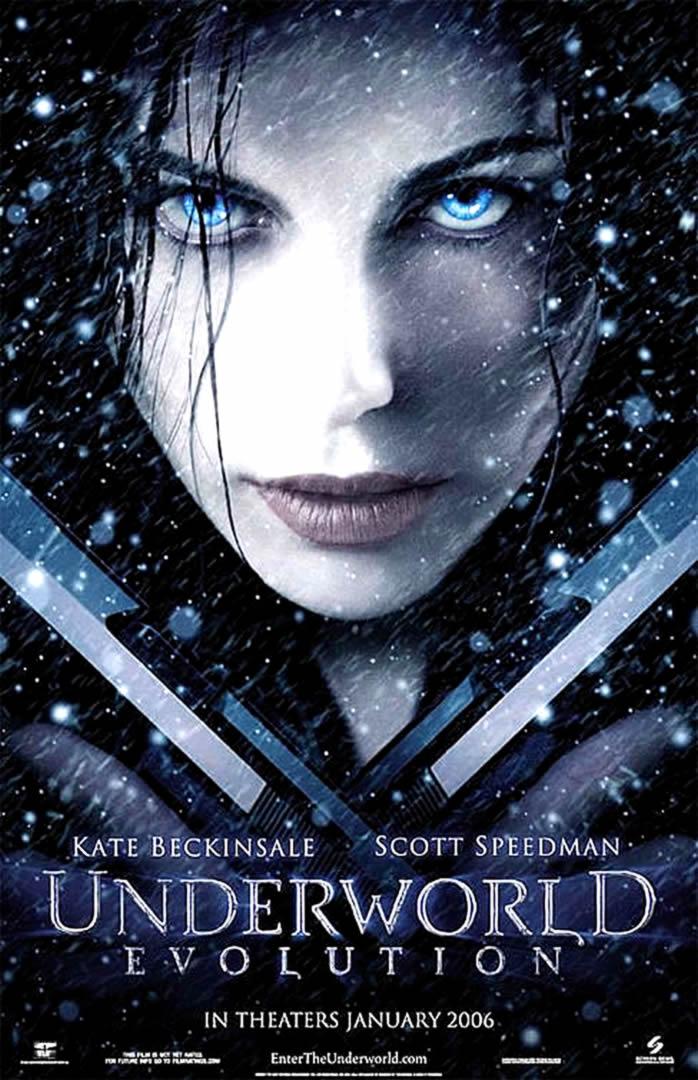 underworld evolution fantasy movie posters