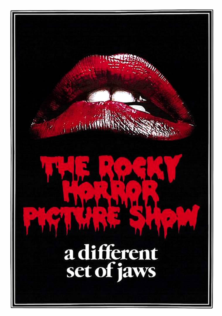The Rocky Horror Picture Show Musical Movie Posters