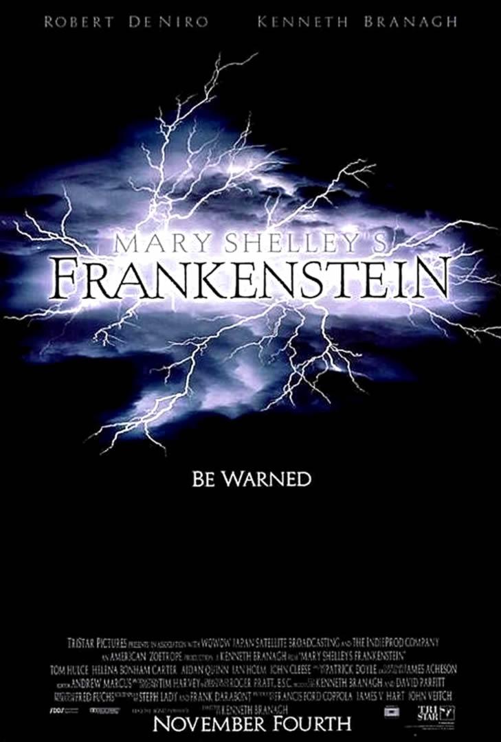 MARY SHELLEYS FRANKENSTEIN