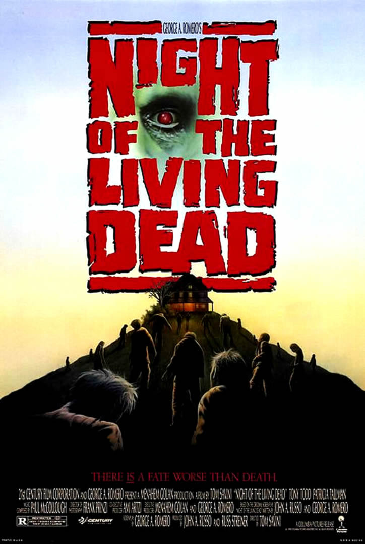 Night Of The Living Dead Remake Movie Posters