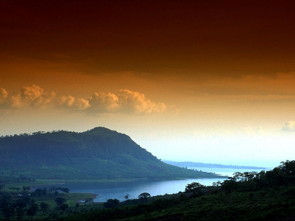Largest Artificial Lake Africa