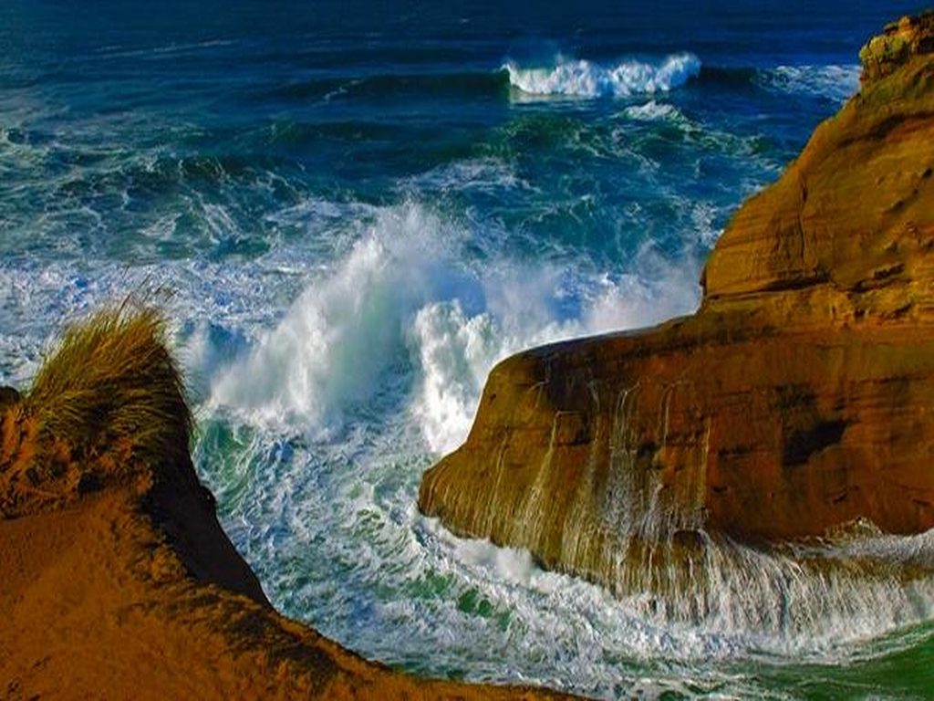 Coastline Curve