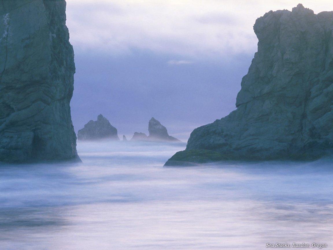 Sea Stacks Bandon Oregon