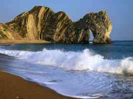 Durdle Door Lulworth Cove Dorset England