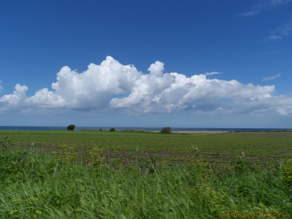 North Norfolk Clouds