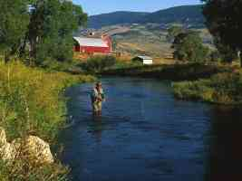 Armstrong Spring Creek Montana