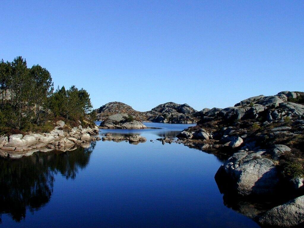 Norway Hordaland Bomlo Island
