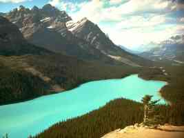 Canada Alberta Canadian Rockies