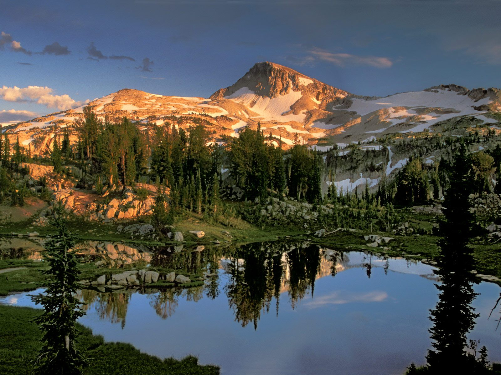 Eagle Cap Wilderness Oregon