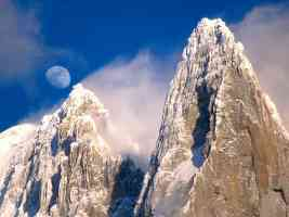 Aiguille du Dru Chamonix Valley France