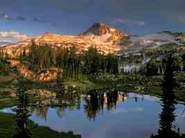 Eagle Cap Wilderness Oregon