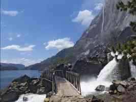 hetchy reservoir yosemite