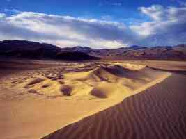 JLM California Death Valley National Park Eureka Dunes