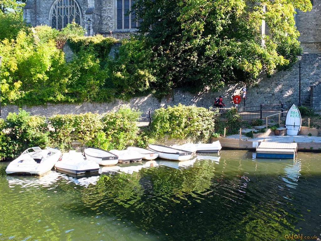 River Boat Hire