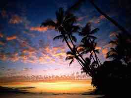 Afterglow Hawaii