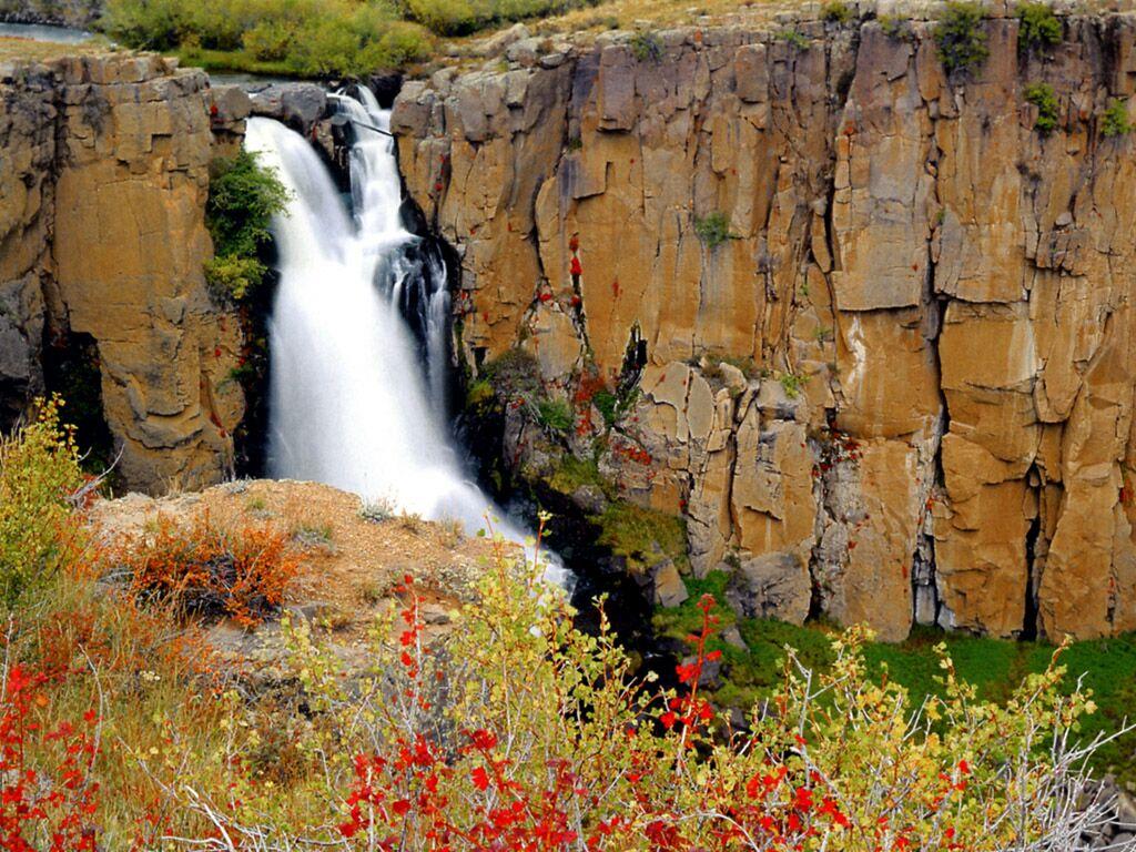 Colorado Clear Creek Falls