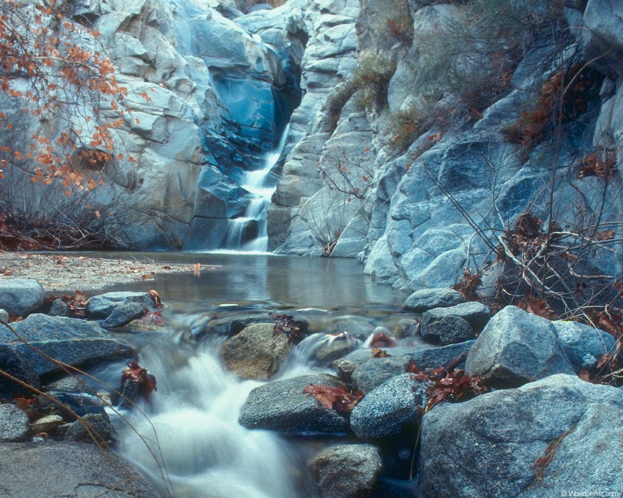 Borrego Falls