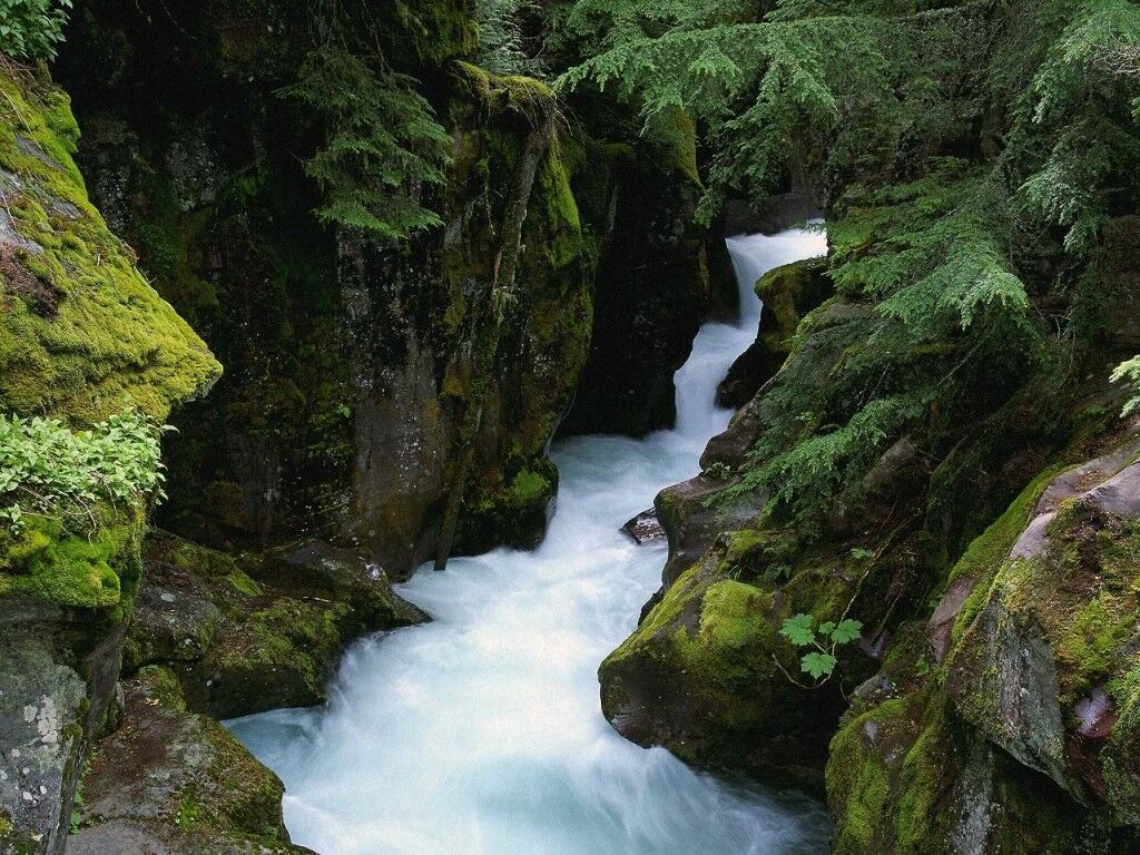 Waterfalls 01