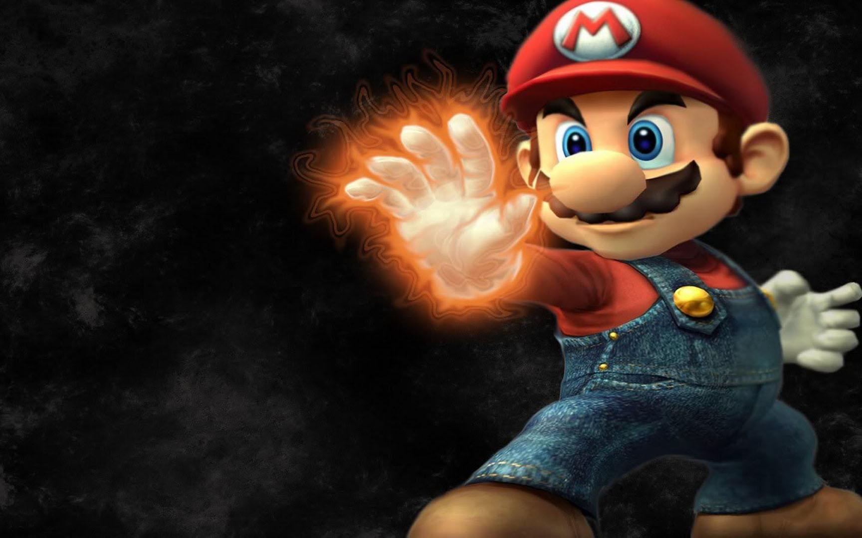 Mario Fireball