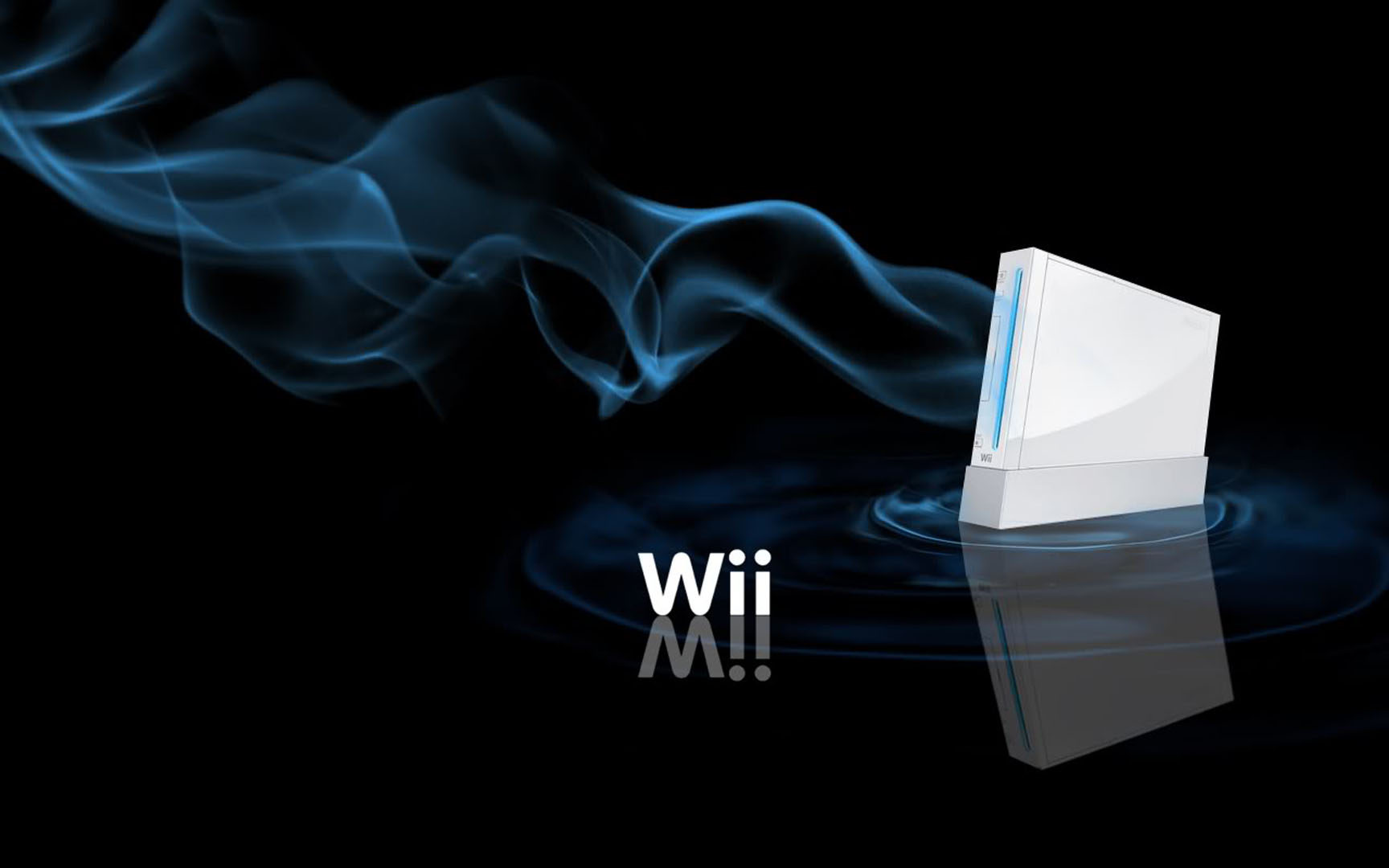 Smoking Wii