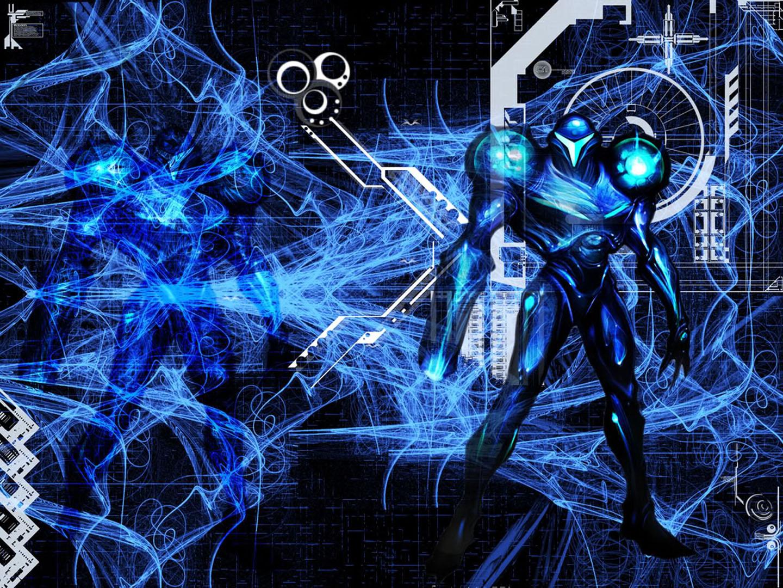Blue Samus