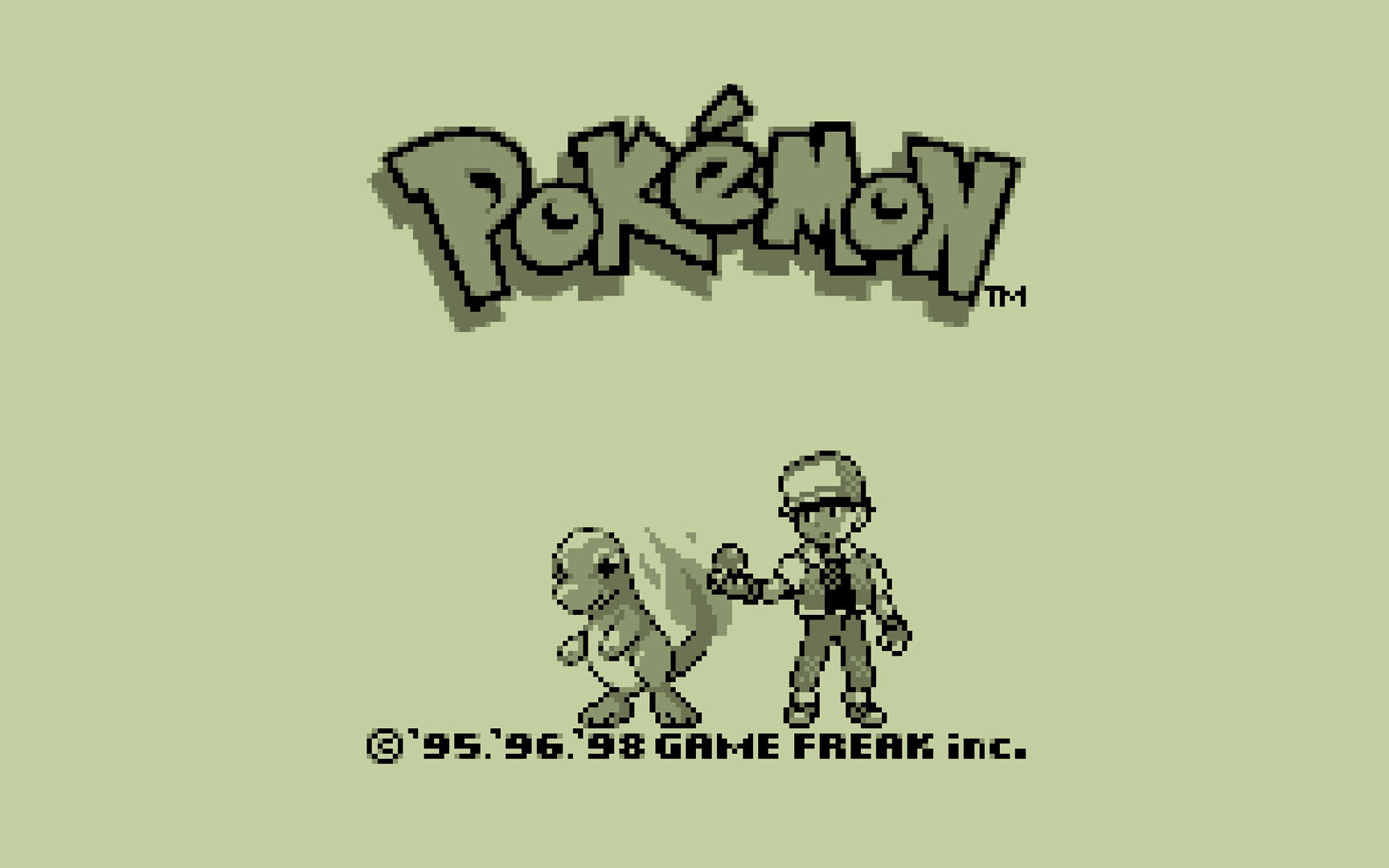 Gameboy Pokemon